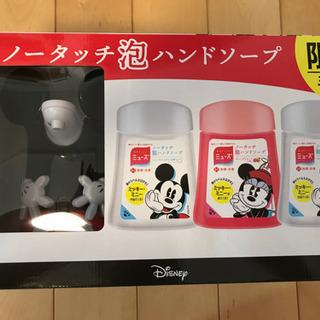【限定!ミッキーデザイン】ミューズ泡ハンドソープセット