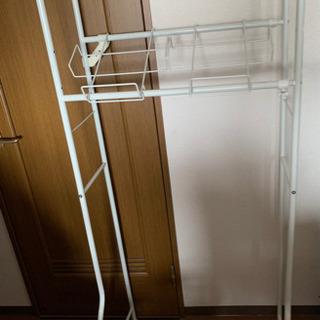 洗濯機ラック 0円