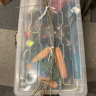 釣具お譲りします。