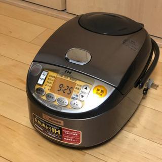 炊飯器 IH炊飯ジャー 極め炊き NP-VD10 5.5合…