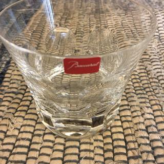 バカラ グラス 2つ入り
