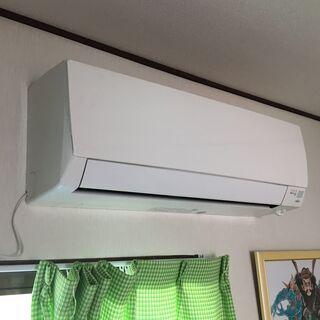 ★エアコン 暖房付き 中古品 B