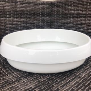 猫 ネコ 楕円形 トイレ アイリスオーヤマ