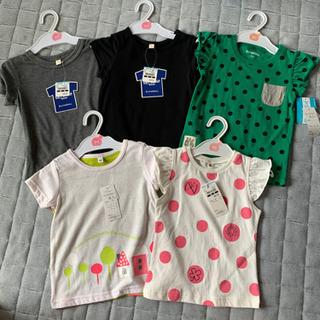 西松屋 Tシャツ 90 新品