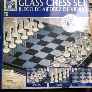 チェス クリスタル セット