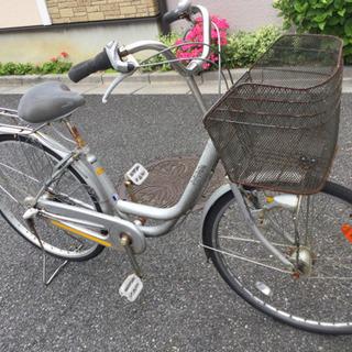 自転車/ママチャリ/通学、通勤に