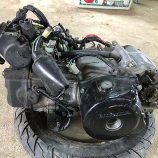スーパーカブ aa01 インジェクション エンジンハーネス一式