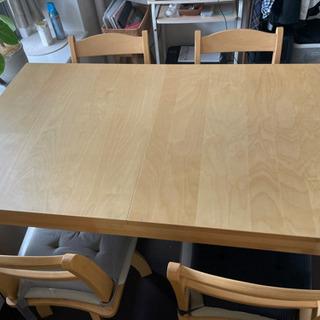 【ネット決済】商談中 IKEAダイニングテーブル