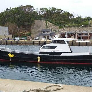漁船 遊漁船 釣船 イカ釣り タイラバ ジギング