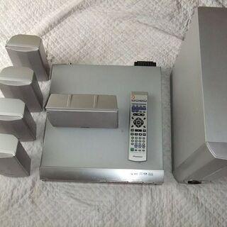 Pioneer DVD5.1ch サラウンドシステム