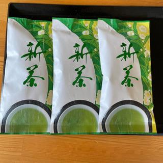 自家栽培 新茶