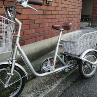 三輪車 コンパクトタイプ