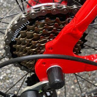 CAC-023 NAIAD(ナイアード)クロスバイク 新品傷あり - 売ります・あげます