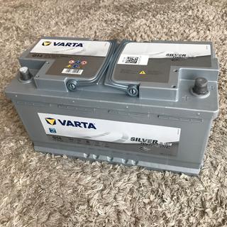 【ネット決済】ドイツ製 VARTA バッテリー 595-901-...
