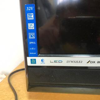 テレビとテレビ台