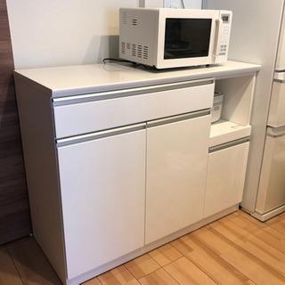 ニトリ キッチンカウンター 120cm