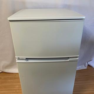 【美品】2016年製 90L冷蔵庫 UR-D90J