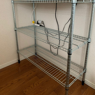 IKEA シェルフユニット OMAR