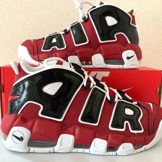 国内正規 Nike Air More Uptempo Bu…