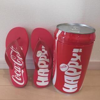 コカ・コーラ サンダル 非売品