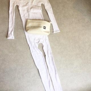 【お得】エンダモロジー 専用スーツ 便利なケース付き