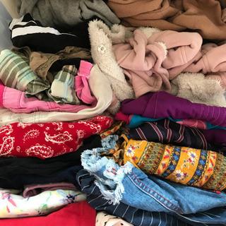 120 女の子 衣類 中古