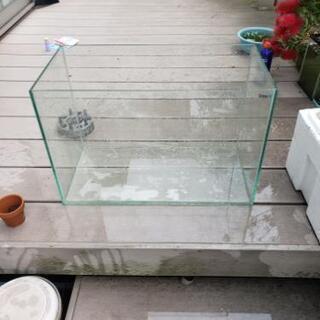 60センチ 水槽 ガラス水槽 ケージ 熱帯魚 メダカ 金魚 爬虫...