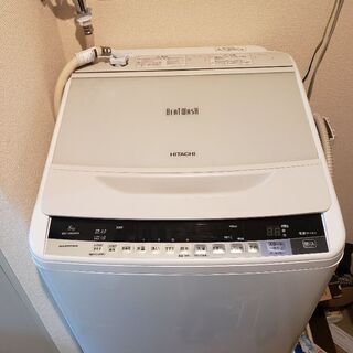 Hitachi beatwash BW-V80AE4 5月19日...