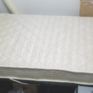 [美品] ニトリ シングルベッド 全部付き