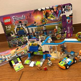 """LEGO friends 41350 ハートレイクグランプリ """"..."""