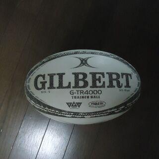 ※大幅値下げしました!※ ラグビーボール GILBERT 5号
