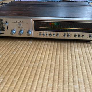 ソニー 4CHレシーバーAMFMアンプ HPS-600