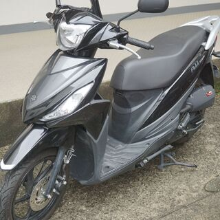 【110cc原付バイク】スズキ アドレス110 中古【走行距離5...