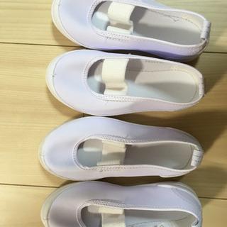 子ども用 上靴 避難靴 保育園 14.0 14.5