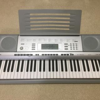 カシオ製キーボードCTK-4000 箱、スタンド付き
