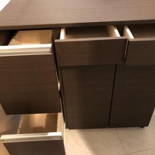 ゴミ箱 キッチン収納 - 家具