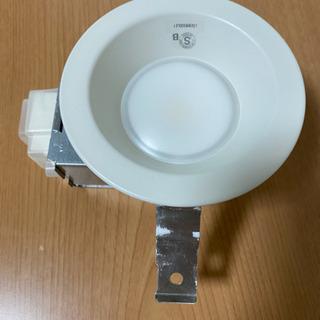 7つで5000円!LEDダウンライト