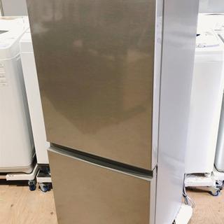 ⑥【516M6】AQUA 冷凍冷蔵庫 AQR-13G 126L