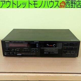 ステレオ カセットデッキVICTOR ビクター DD-VR7 音...