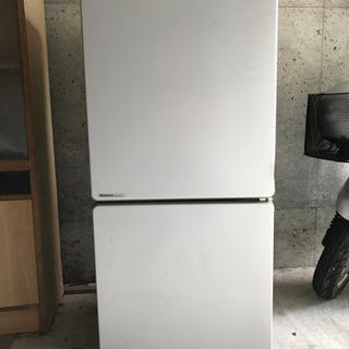 あげます 冷蔵庫 2012年製 モリタ 単身用