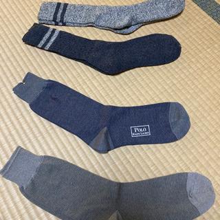 靴下 一足100円