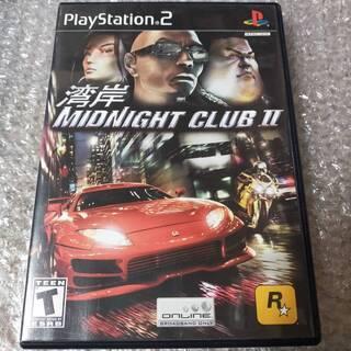 PS2 海外版 湾岸 Midnight Club2 プレイ…