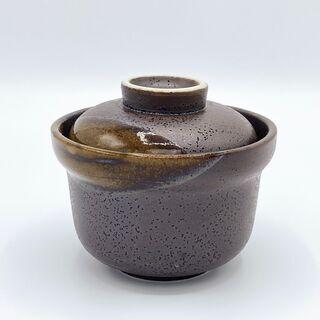 【陶器】蒸し碗 ペア