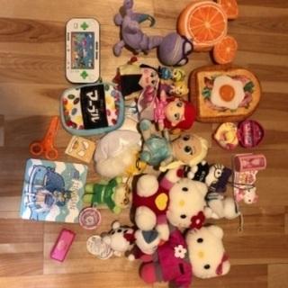 子供用おもちゃまとめて。