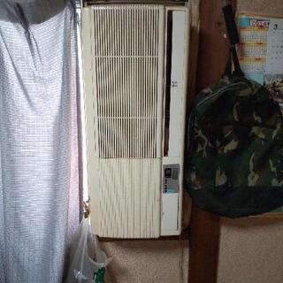 廃棄用 窓用エアコン