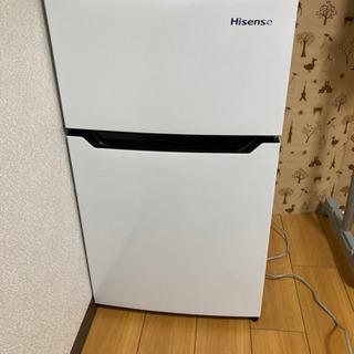 Hisense 冷蔵庫 未使用 HR_B95A