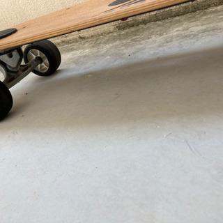 【最終値下げ】電動スケートボードのボードのみ