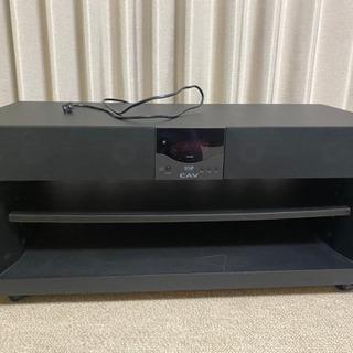 【値下げ】スピーカー付きテレビ台 CAV THRF-90