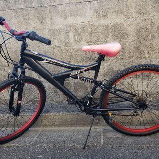 自転車 26インチ マウンテンバイク