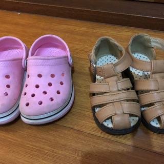 子供用靴 14cm【中古品】
